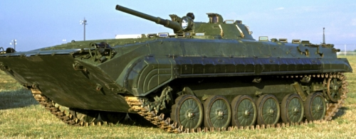 BMP-1-harcjarmu